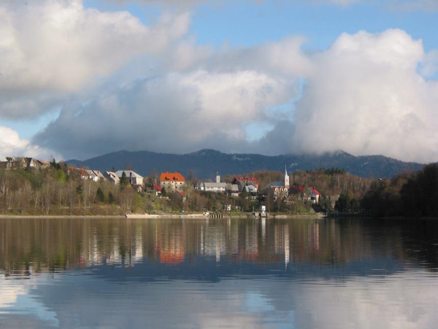 Fuzine - Jezero